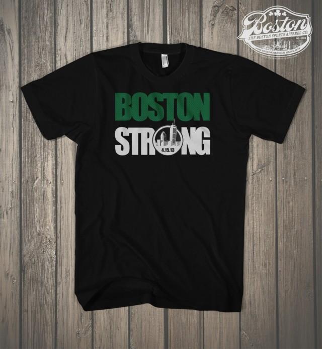 Celtics Boston Strong